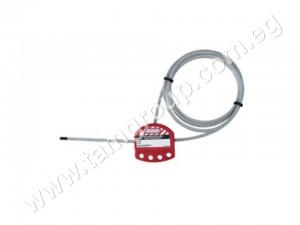 Adjustable Cable Lockout Device