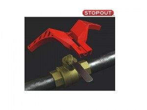 StopOut® Ball Valve Lockout