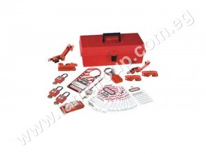 Personal Lockout/Tagout Kit