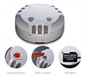 Stand Alone Smoke Detector