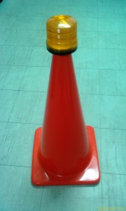 Flexible Traffic Cones