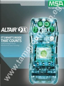 Multi Gas MSA AltAir 5X