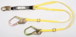 Twin Leg Energy Lanyard