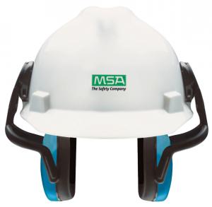 Helmet Mounted Earmuff