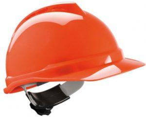 MSA V-Gard Helmet